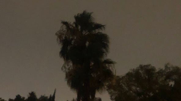 SRP: Storm activity results in power outage for thousands of customers