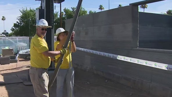 Habitat for Humanity builds 3D printed house in Tempe
