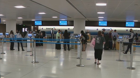American Airlines canceling flights due to bad weather, staffing changes