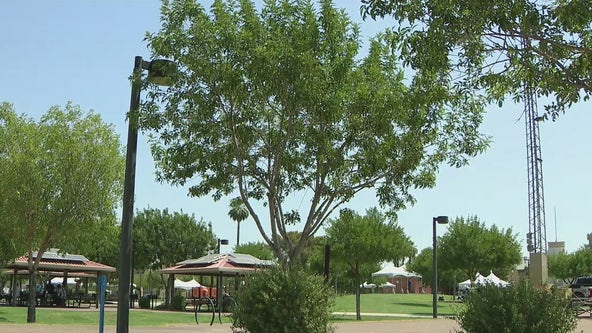 Phoenix mayor discusses new plan to help cool down the city