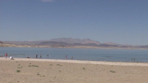 Lake Mead on Colorado River hits lowest water levels since 1930s amid drought