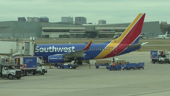 Travellers react as computer woes ground Southwest planes and strand passengers