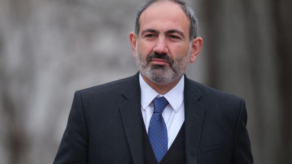 Armenian PM's party far ahead with partial election results