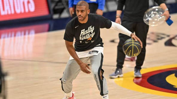 Report: Suns' Chris Paul clears NBA's health and safety protocols