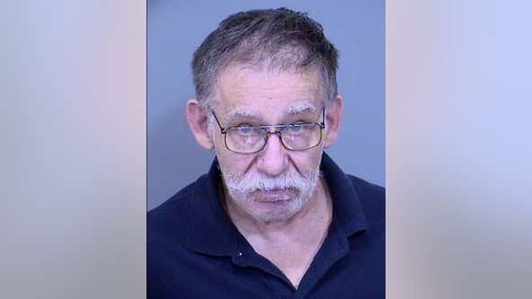 Apache Junction man accused of plotting to rape, kill young girl