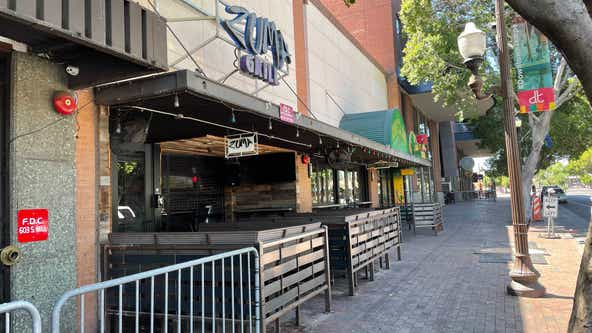 Tempe PD: Three women hurt after shooting at Zuma Grill on Mill Avenue