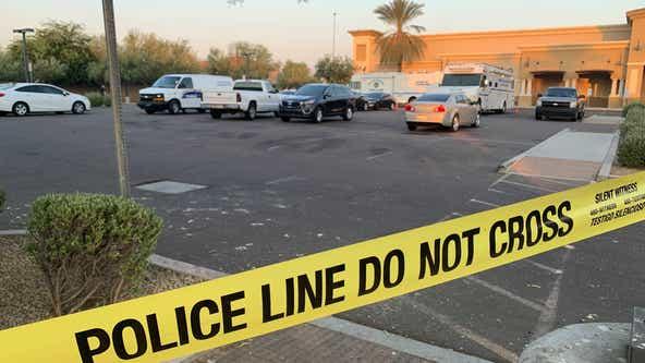 PD: Man fires shots near 2 uniformed officers outside crowded West Phoenix bar
