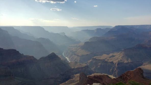 Search at Grand Canyon turns up remains of another person
