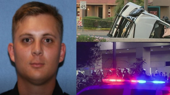 Remembering Ginarro New: Phoenix police officer killed in the line of duty