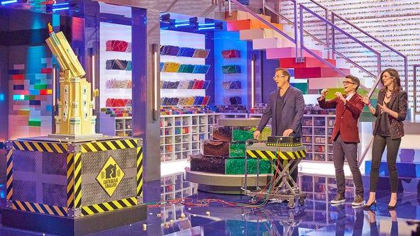 'LEGO Masters' judges tease 'so many surprises' in Season 2