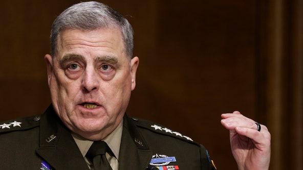 Gen. Mark Milley: 'I want to understand White rage'