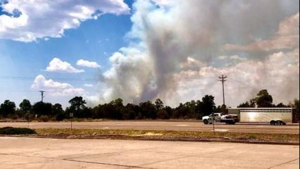 What to know about the Wyrick Fire: evacuations ordered, highways closed