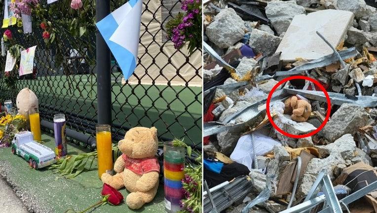 pooh bear surfside memorial split
