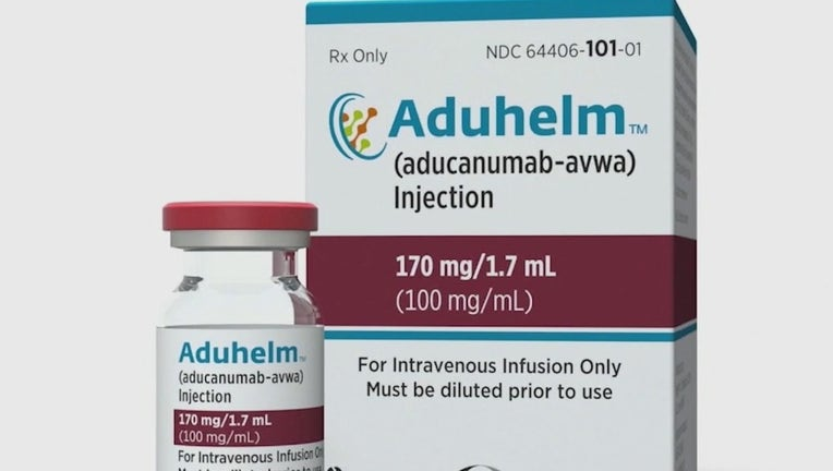 The newly approved Alzheimer's drug ADUHELM