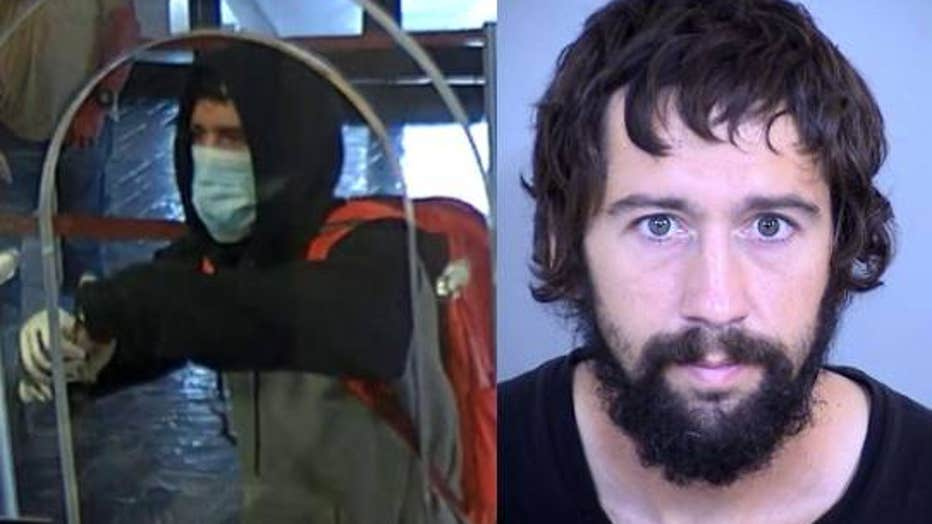 Anekin Genesis armed robbery