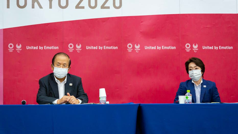Tokyo 2020 Holds News Conference Regarding Concerns Raised By Experts
