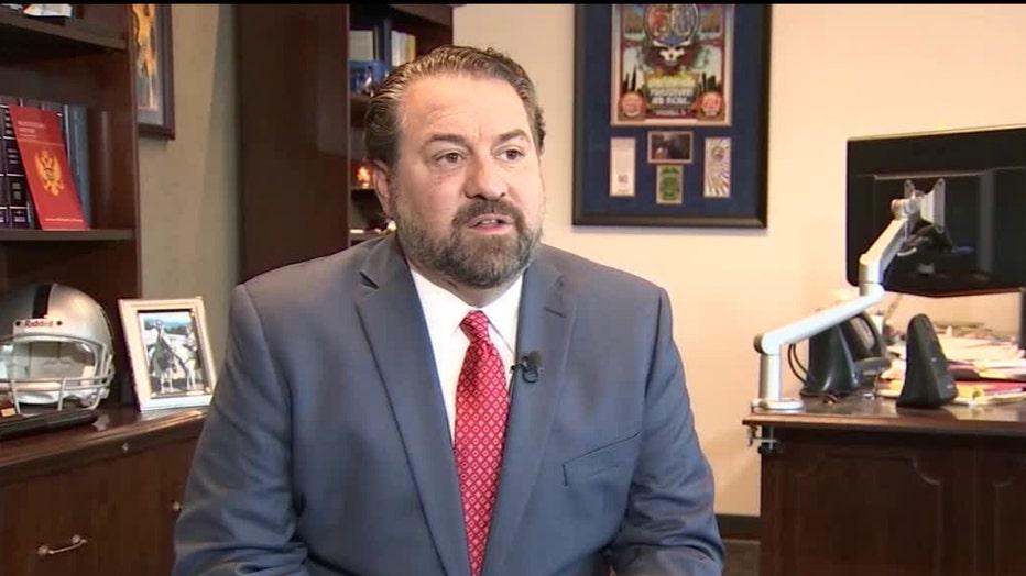 Arizona Attorney General Mark Brnovich (file)