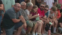 Prayer vigil held for missing Faith Moore after being washed away in Cottonwood
