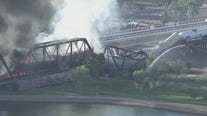 Fire department provides one-year update on Tempe train derailment