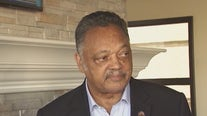 Rev. Jesse Jackson to take part in protest outside Sen. Sinema's Phoenix office
