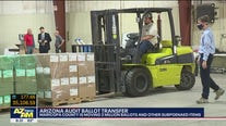 Arizona election audit: Maricopa County moving 2020 ballots, subpoenaed items
