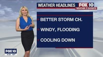 Evening Weather Forecast - 7/28/2021