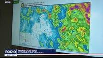 How Maricopa County keeps track of rainfall