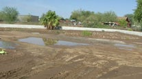 Cleanup efforts continue following days of monsoon weather