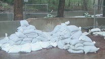 Monsoon storm brought more rain to Flagstaff area as area reels from flash flooding