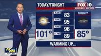 Morning Weather Forecast - 7/31/21