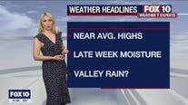 Evening Weather Forecast - 7/27/2021