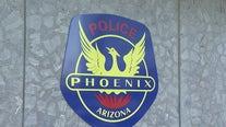 Probationary Phoenix Police officer arrested