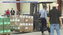 Ballots, machines returned to Maricopa County following controversial audit