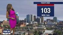 Morning Weather Forecast - 7/28/21