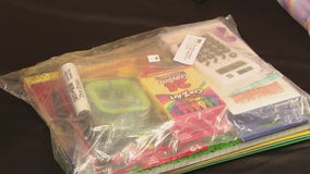 Phoenix nonprofit holds back-to-school drive for kids in need