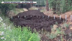 Flagstaff braces for more flash flooding; burn scars from 2019 wildfire contributing to flooding problems