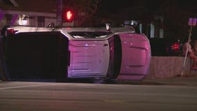 1 dead, 1 seriously injured in crash at West Phoenix intersection; 2 suspects arrested