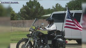 Police looking for Harley bike that was stolen from Mesa vet