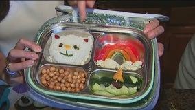Creative school lunch ideas to help keep kids healthy