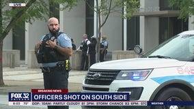 Chicago police officer, ATF agents shot in Morgan Park; 2 in custody
