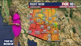 Noon Weather Forecast - 7/28/21