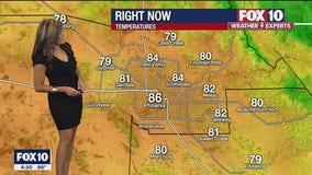 Morning Weather Forecast - 7/30/21