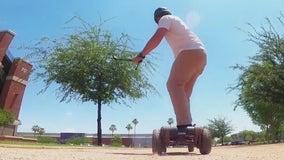 Made in Arizona: GCU graduate and entrepreneur creates Lux Longboards