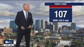 Morning Weather Forecast - 7/21/21
