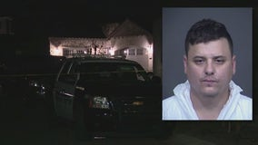 PD: Mesa officers open fire on armed man who was making threats