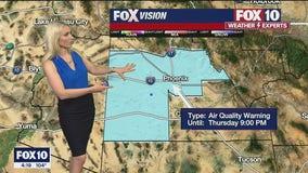 4 p.m. Weather Forecast - 7/28/21