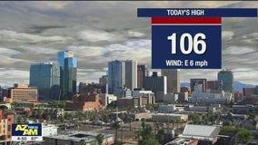 Morning Weather Forecast - 7/15/21