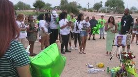 People gather to remember woman killed outside Phoenix nightclub