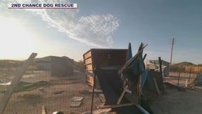 Queen Creek animal rescue hit hard by storms