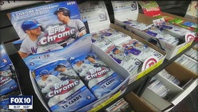 Sports trading cards have become a booming hobby for old and new enthusiasts